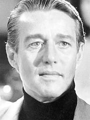 Roy Halston Frowick.