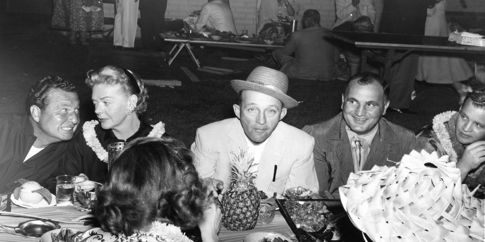 c468057ae39 Bing Crosby had his own associations with the mafia