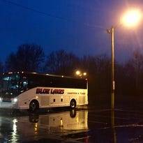 Packed buses leave Michigan for Women's March on Washington