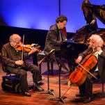 Itzhak Perlman trio sells out The Grand in Wilmington