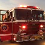 Guam Fire Department engine.