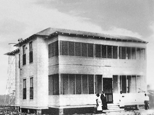 The now-long-closed Jones-Walker Hospital in Fort Myers opened in 1920 to serve the city's black patients. Lee Memorial Hospital was not desegregated until 1966.