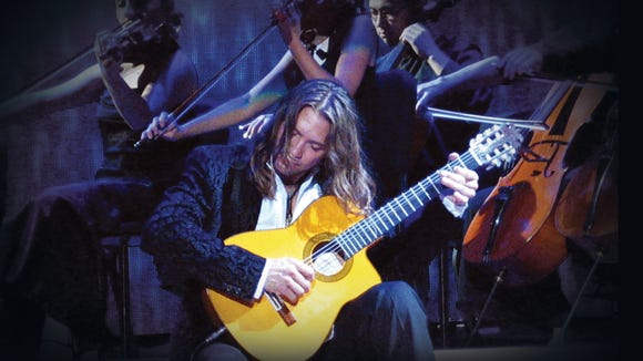 """""""Benise: Spanish Nights"""" fills the Admiral Theatre with world music and dance April 7."""