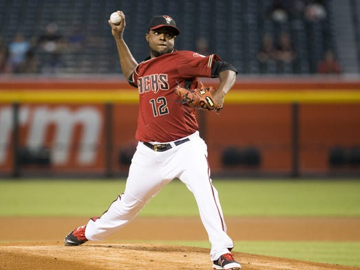 Arizona Diamondbacks face Giants to open 2017 schedule