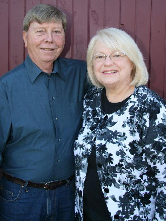 Roger and Linda Jury