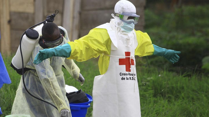 Ebola in Congo not yet global emergency