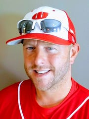 Jeff Block is trying to revive the Wisconsin baseball varsity team.