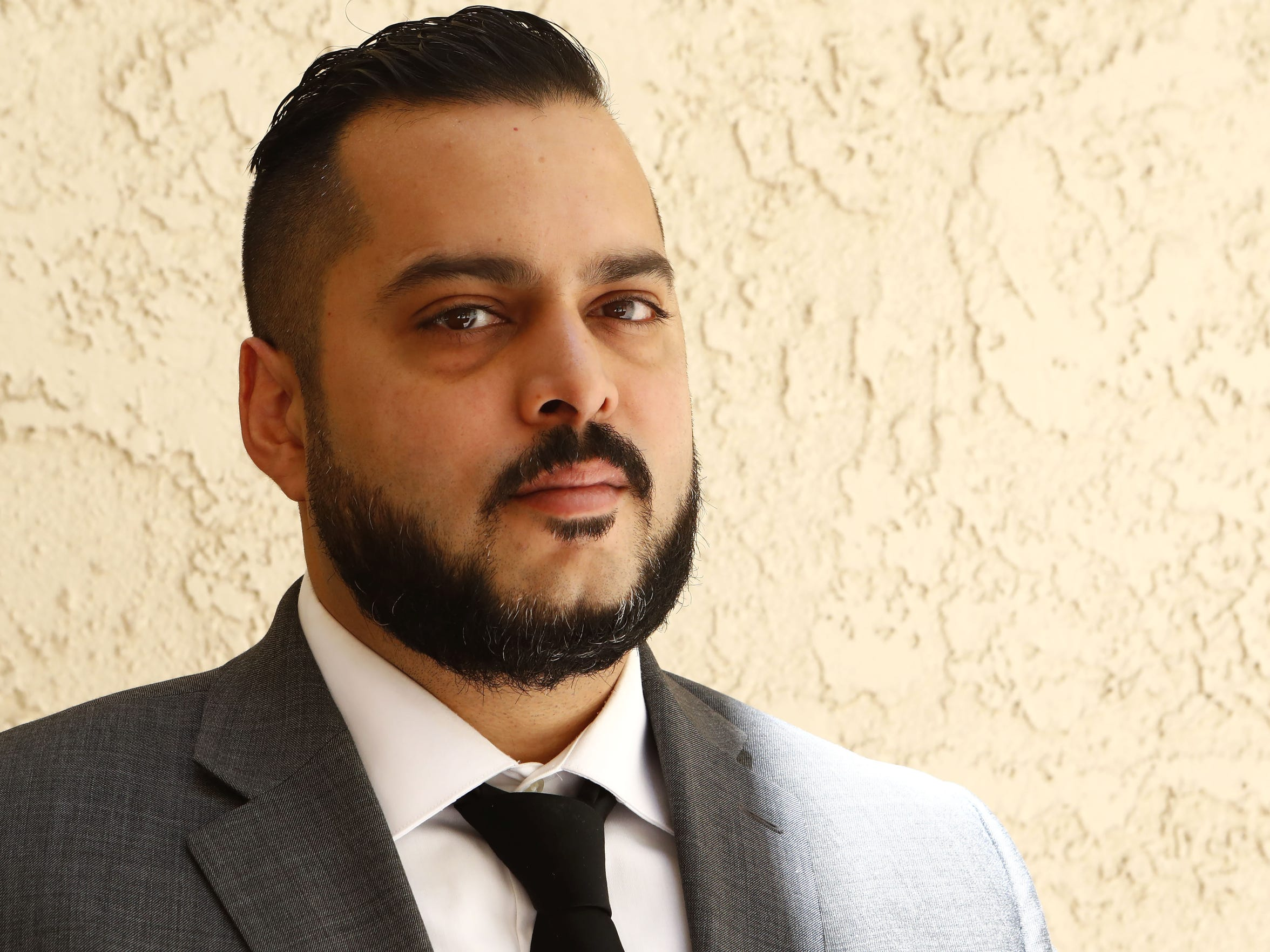 Imraan Siddiqi is the executive director of the Council