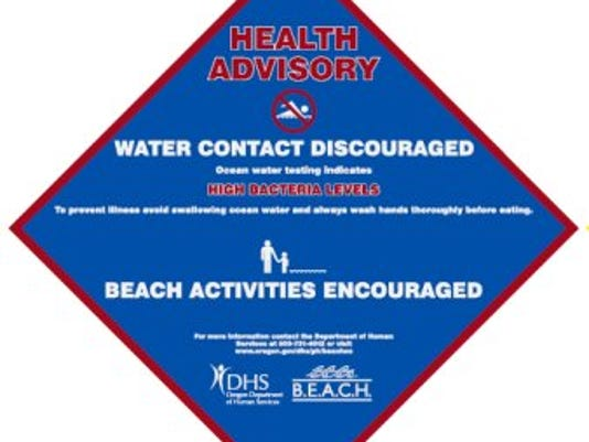SAL0808-Beach advisory