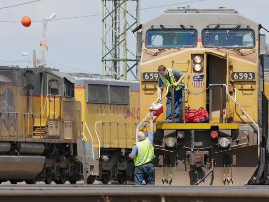Solo Train Crews