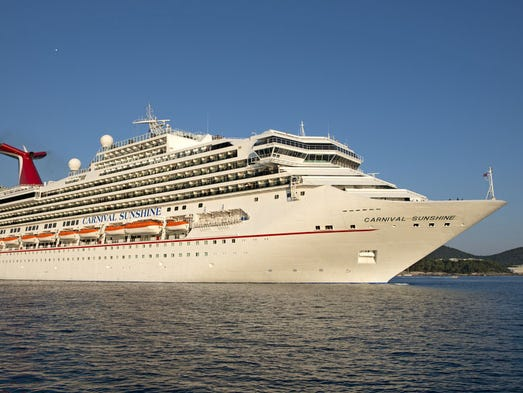 Carnival Brings New Ship To Port Canaveral