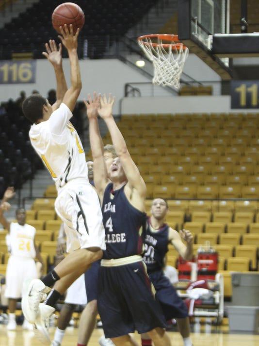 Grambling Tigers Basketball 12/21/13