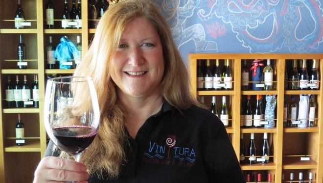 Kristen Shubert has opened VinTura Tasting Room & Wine Rack at the downtown Ventura space previously known as The Wine Rack. Shubert is a sommelier and a member of the 2016 World Wine Tasting Championships' American team.