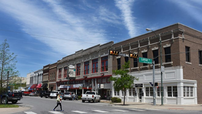 The city of Sherman is considering investing $500,000 into downtown utility improvements over the 2020-2021 fiscal year.