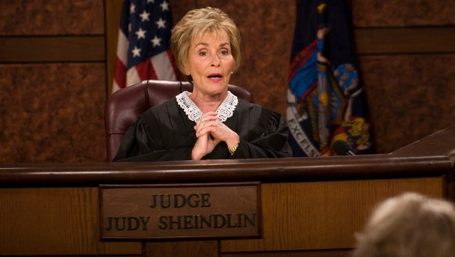 Judge Judy in 2010.