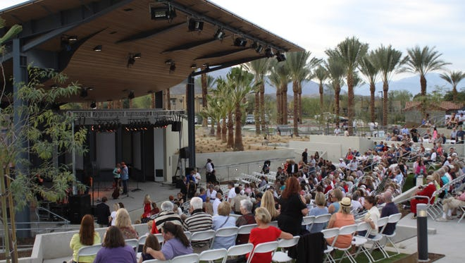Winter concerts return to the Rancho Mirage Community Park amphitheater in February with country singer Pam Tillis kicking things off on Feb. 19, 2017.