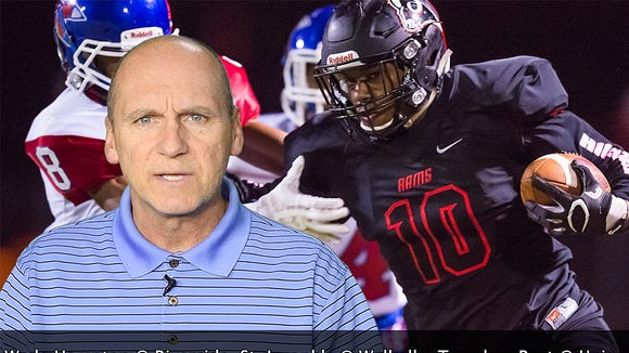 """The lineup includes BHP-Greenville, Mauldin-Hillcrest and Liberty-Southside Christian in the Week 10edition of """"Seven Points with Bob Castello."""""""