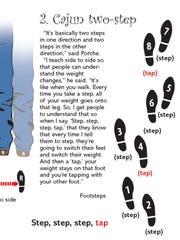 Cajun two-step