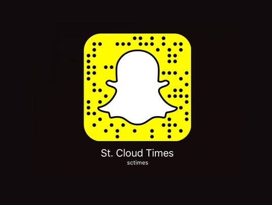 Times Snapchat Snapcode for Facebook and website