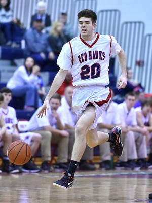 Ross Cummings led Creek Wood in the region game with Cascade.