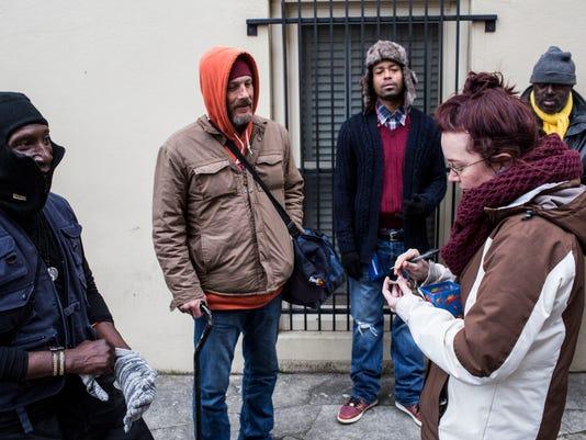 Memphis Homeless