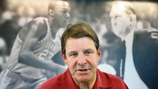 UTEP coach Tim Floyd