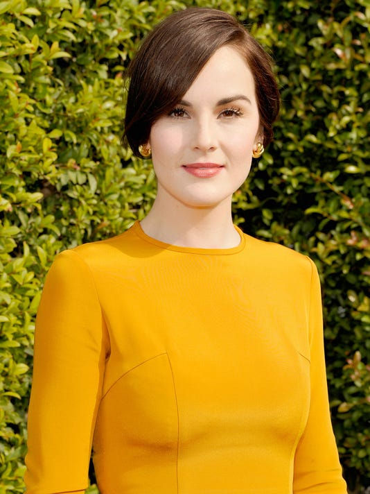 Michelle Dockery Show Filming In Asheville Until Tuesday