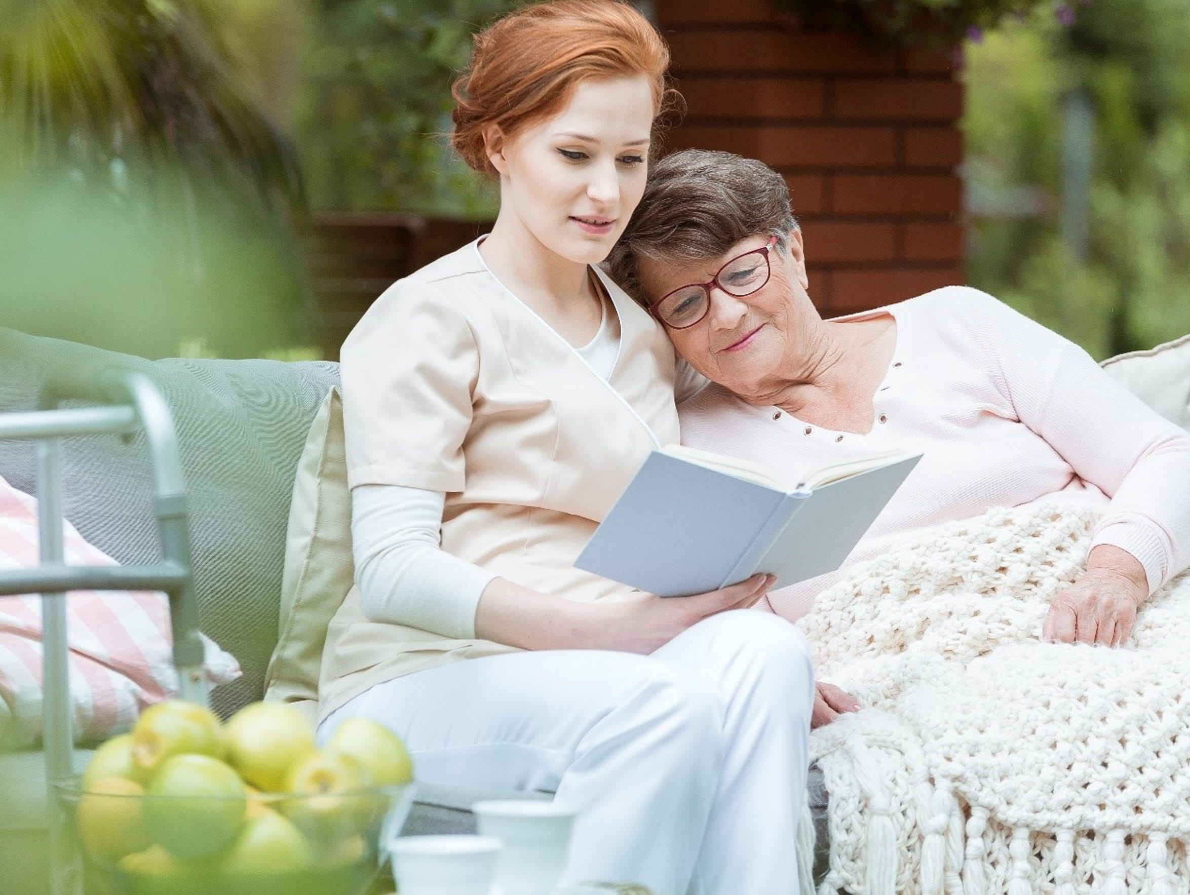 Hospice can allow patients and their families better