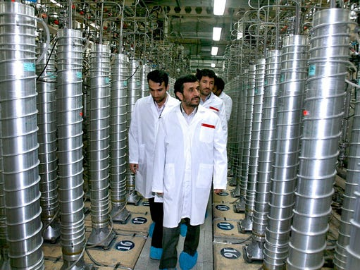 AP Iran Nuclear