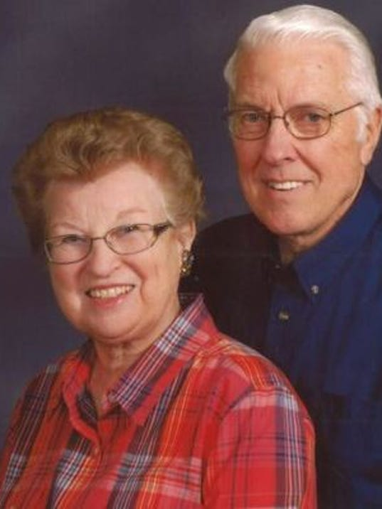 Anniversaries: Darlene Barlow & Arden Barlow