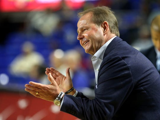 MTSU head coach Kermit Davis collected his 400th career win and the Blue Raiders collected their fourth straight win.