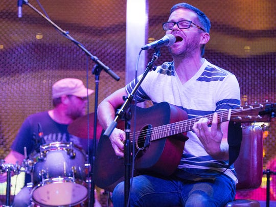 Josh Kaufman performs at Indiana Grand Racing and Casino,