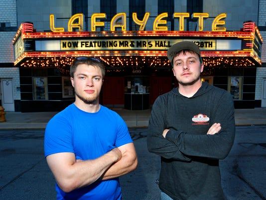 LAF Lafayette Theater strategy