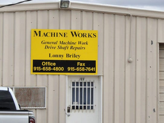 Lonny Brileys, owner of Machine Works, said he is concerned