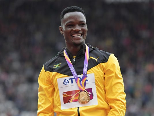 2018-1-31 omar mcleod worlds gold