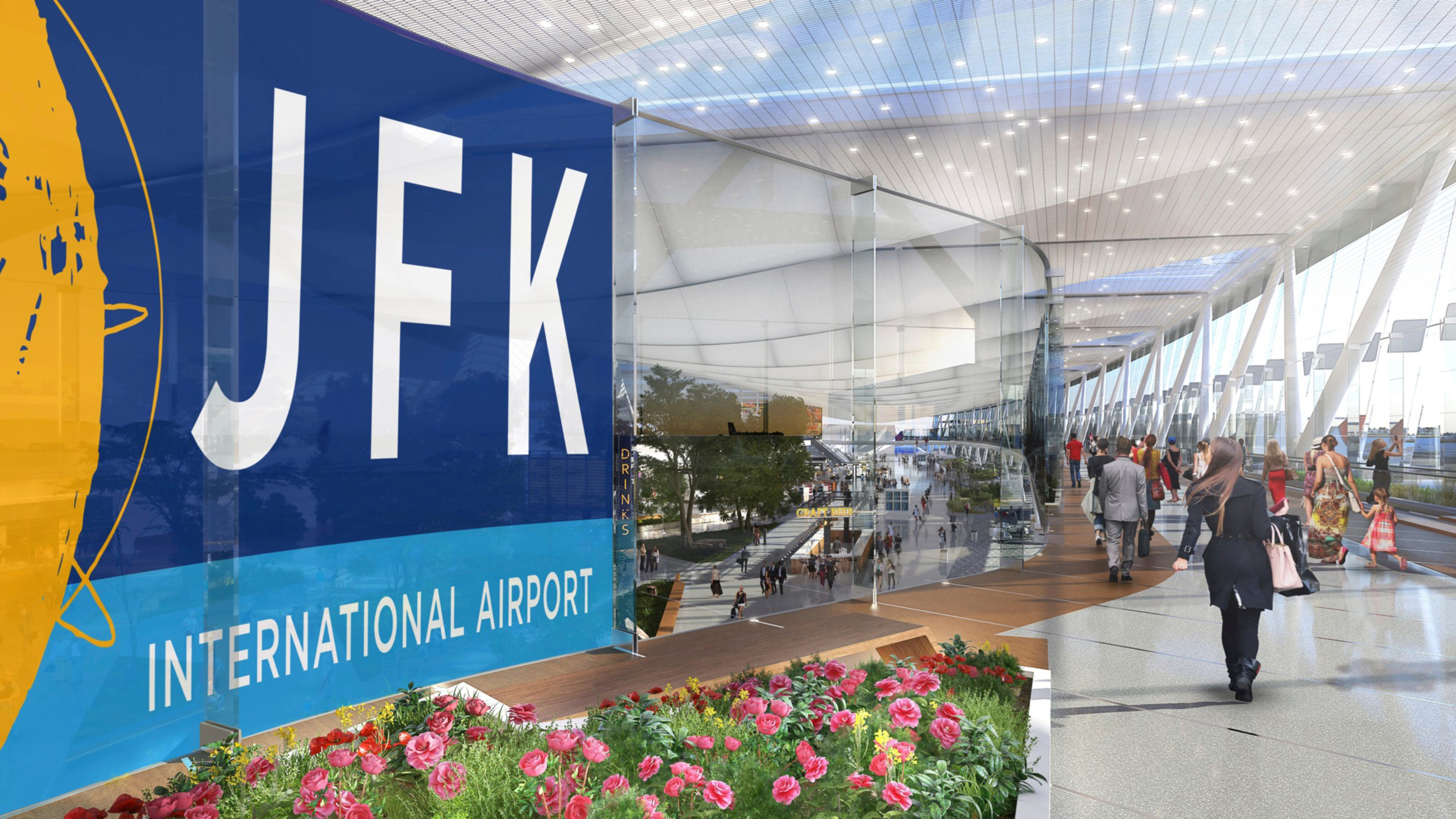 JFK Airport Terminal To Be Transformed Into Elegant Hotel