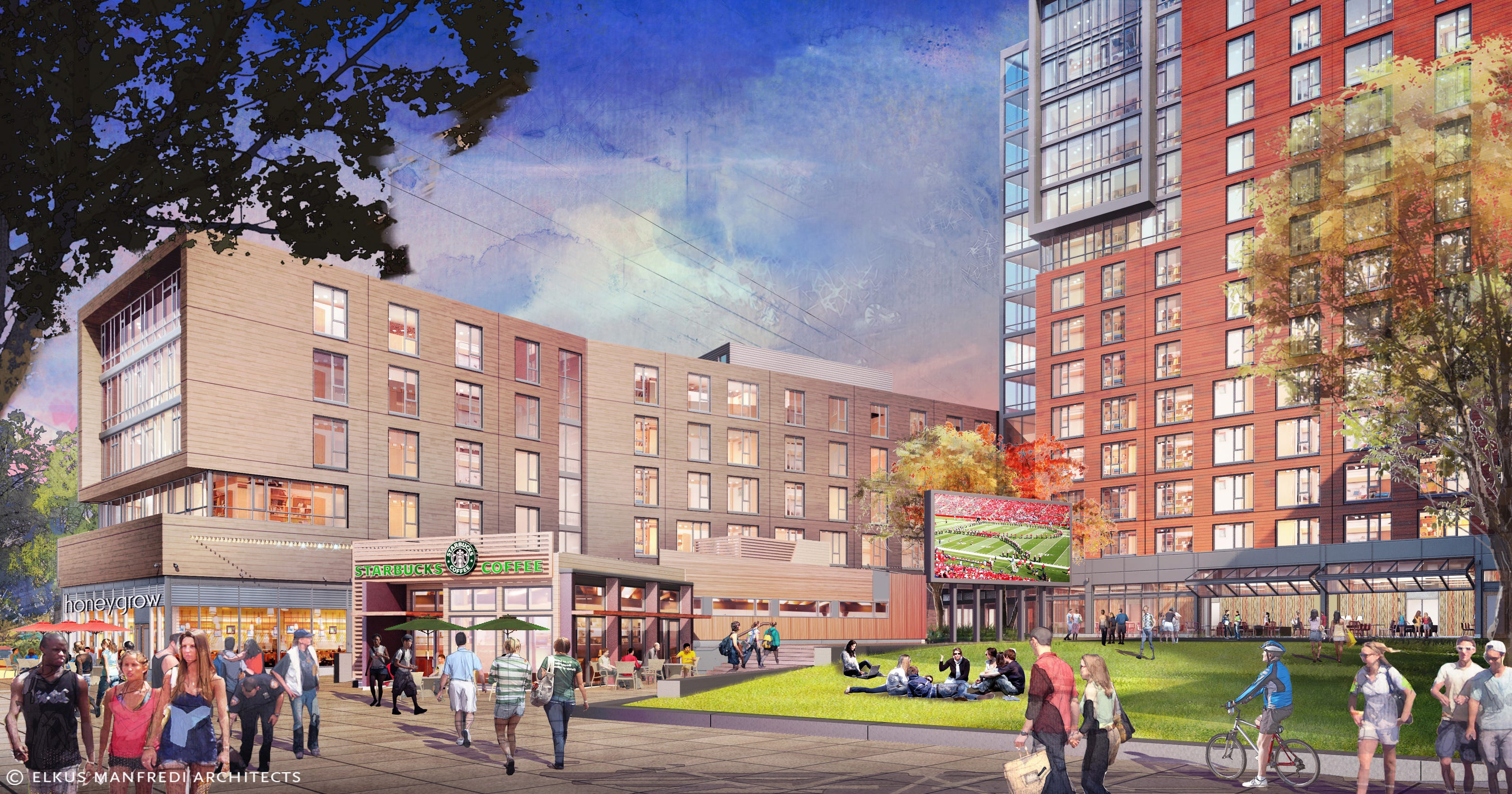 7 tenants in place for Rutgers College Avenue redevelopment 49a7718f8
