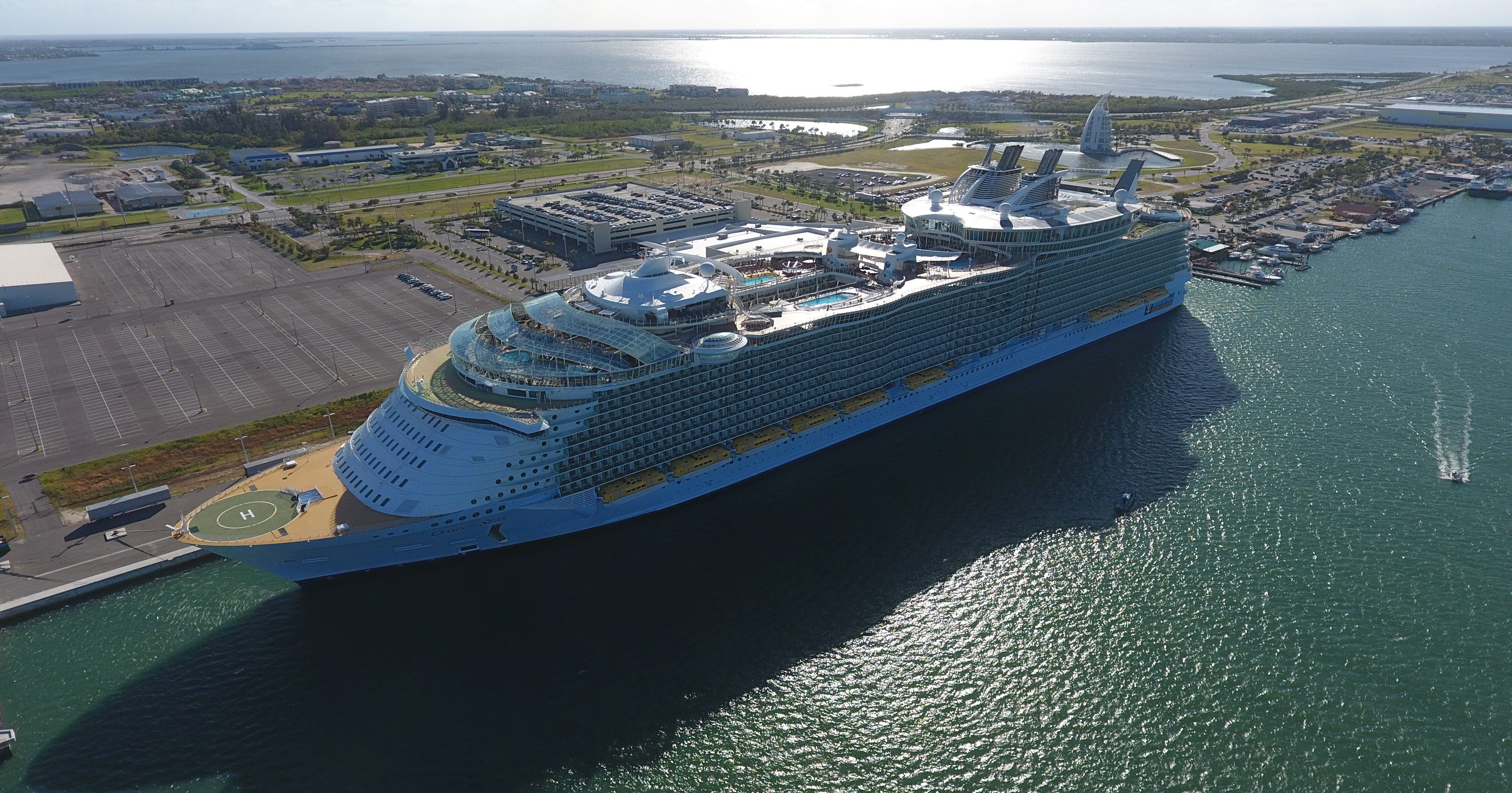 bcd37647aac Norovirus outbreak on Royal Caribbean prompts cruise ship s early return