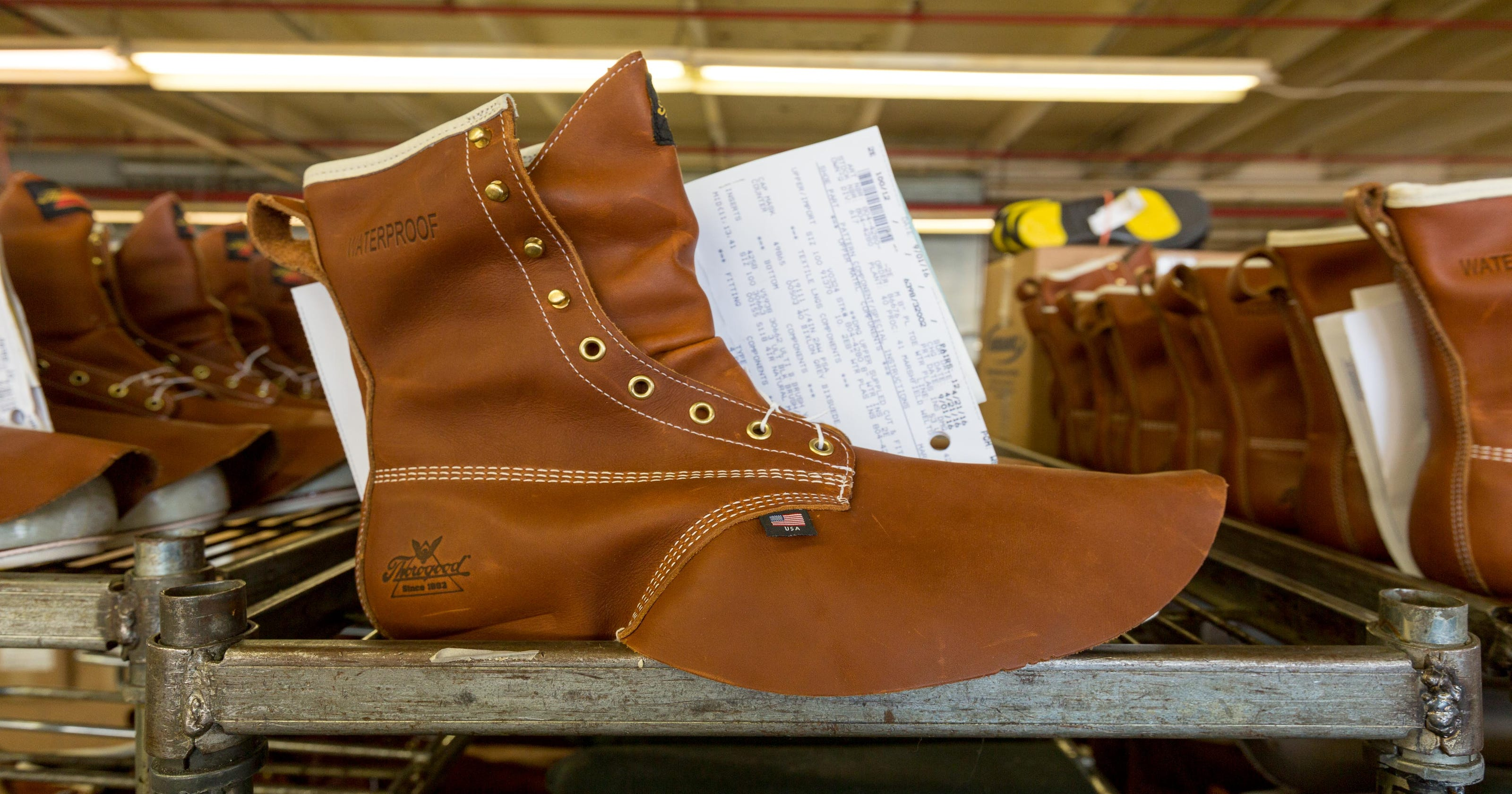 044ca3f1bdf This Marshfield company makes artisanal boots