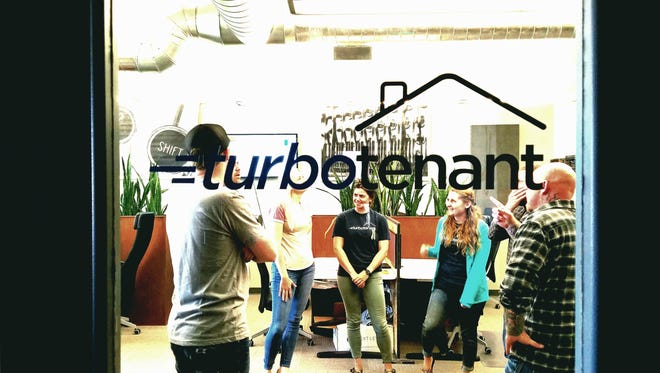 Turbo Tenant took over space left open when co-working space InkPad closed last year.