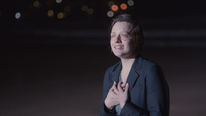 Elisabeth Moss as Detective Robin Griffin in 'Top of the Lake: China Girl.'