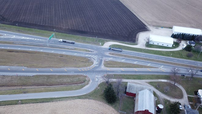 The intersection of U.S. 20 and County Road 138 has been the scene of six crashes, including one fatality, in the past five years.
