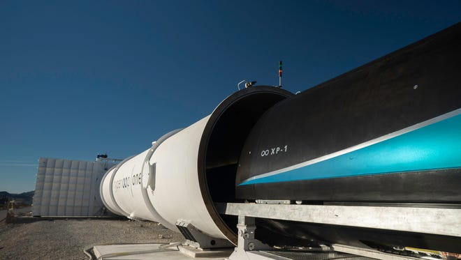 Virgin Hyperloop One is part of a new feasibility study with Missouri officials to see whether the futuristic transportation is right for the state's commuters.