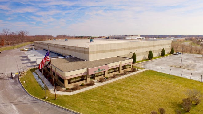 Hydrofarm's new Midwest distribution center is located in New Hudson. The company sells hydroponic gardening systems and supplies to retailers.