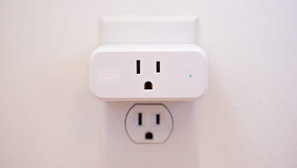 This smart plug is so small you will still be able