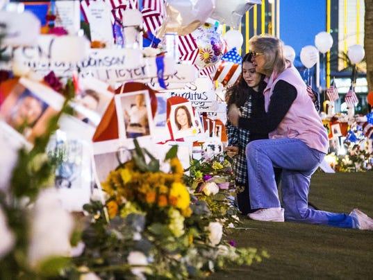 USP NEWS: LAS VEGAS SHOOTING A USA