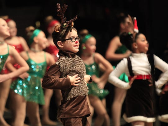 Corey Ohlenkamp/The Star Press The Cole Academy Dance