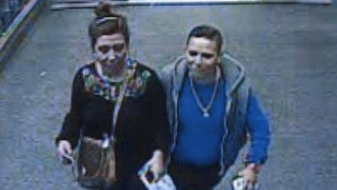 West Des Moines police are seeking to ID these credit card theft suspects.