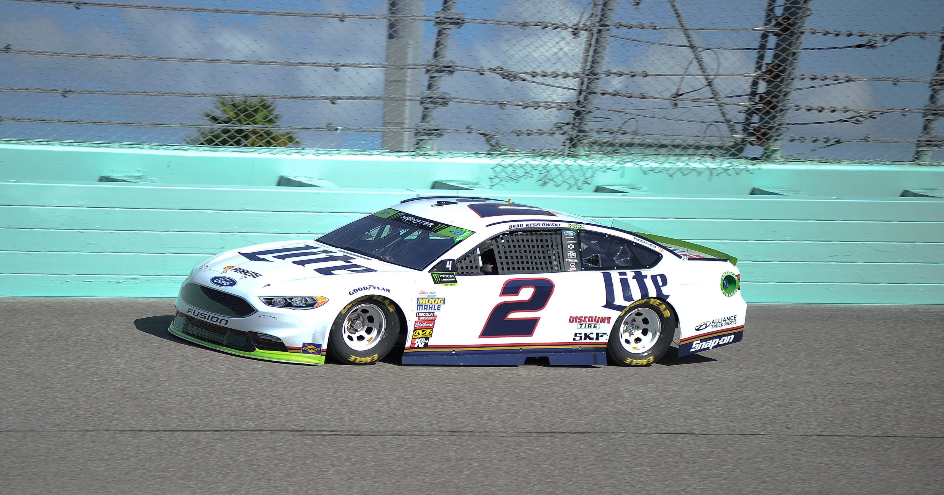 67c96bf68369 The Latest  Keselowski  Ford could  take a drubbing  in  18