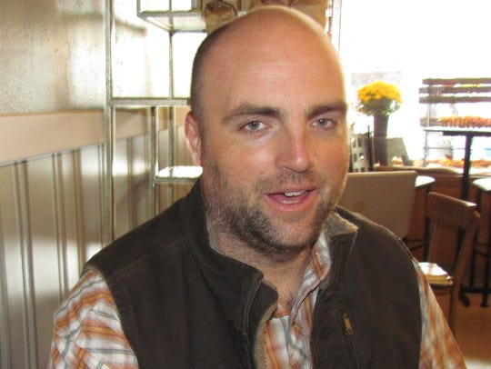 Silverton City Councilor Matt Plummer.